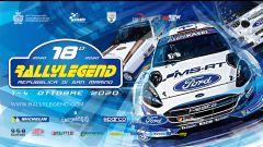 Ford parteciapa alla 18° edizione del Rallylegend a San Marino