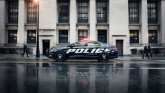 Ford Police Responder Hybrid Sedan consentirà risparmi annui di quasi 3.700 euro a macchina