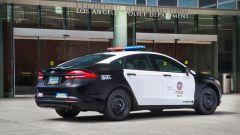 Ford Police Responder Hybrid Sedan è la prima auto ibrida certificata per l'uso di Polizia