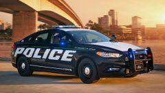 "Ford Police Responder Hybrid Sedan: l'ibrida dei ""cop"" USA - Immagine: 8"