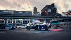 Ford Police Responder Hybrid Sedan prenderà servizio nell'estate 2017