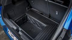 Ford Puma 2020, bagagliaio