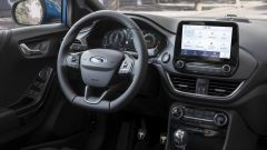 Ford Puma 2020, gli interni