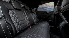 Ford Puma 2020, il divano posteriore