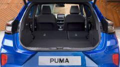 Ford Puma 2020, il vano bagagli