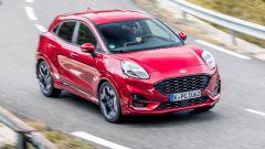 Ford Puma 2020 pronta a sfidare new Renault Captur