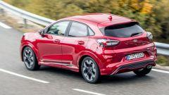 Ford Puma 2020, qualità dinamiche di prima classe
