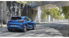 Ford Puma, cadono i veli dal nuovo crossover compatto