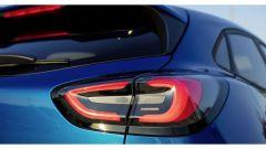 Ford Puma, faro posteriore