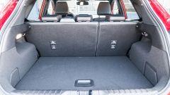 Ford Puma, il bagagliaio