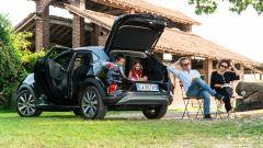 Ford Puma: il pozzetto MegaBox si presta a diventare un parco giochi per bambini