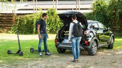 Ford Puma: monopattini elettrici per l'ultimo miglio trovano posto grazie a MegaBox