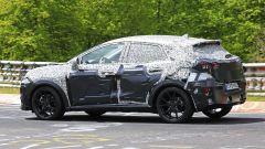 Ford Puma ST 2020, un'altra vista del prototipo