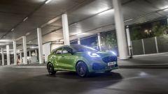 Ford Puma ST 2021: i fari a LED anteriori