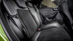 Ford Puma ST 2021: il divano posteriore