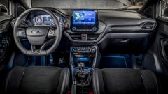 Ford Puma ST 2021: la plancia