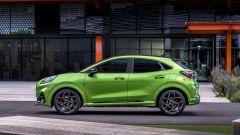 Ford Puma ST 2021: vista laterale