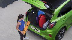Ford Puma ST: il bagagliaio ospita oggetti alti fino a 115 cm
