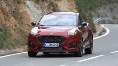 Ford Puma ST: il frontale
