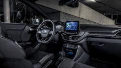 Ford Puma ST: il posto di guida