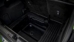 Ford Puma ST: il pozzetto da 80 litri MegaBox rende il vano molto profondo