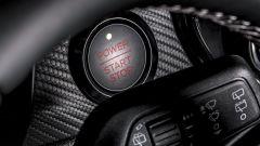 Ford Puma ST: il pulsante di avviamento