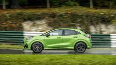 Ford Puma ST: il test drive in circuito