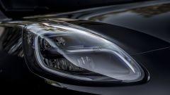 Ford Puma ST-Line Vignale: dettaglio dei proiettori a LED
