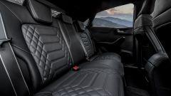 Ford Puma ST-Line Vignale: il divanetto posteriore