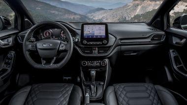 Ford Puma ST-Line Vingale: l'abitacolo