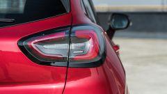 Ford Puma ST Line X: dettaglio fari posteriori
