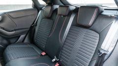 Ford Puma ST Line X: divanetto posteriore