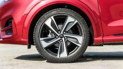Ford Puma ST Line X: i cerchi in lega da 19 pollici