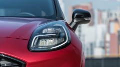 Ford Puma ST Line X: i fari anteriori full LED