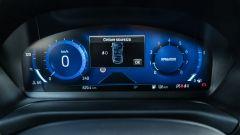 Ford Puma ST Line X: il cruscotto digitale