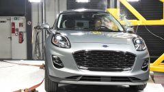Ford Puma - test di impatto laterale
