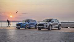 Ford Puma Titanium X è stata presentata a Francoforte 2019