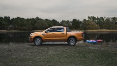 Ford Ranger 2019: nuovo Diesel con il restyling - Immagine: 4