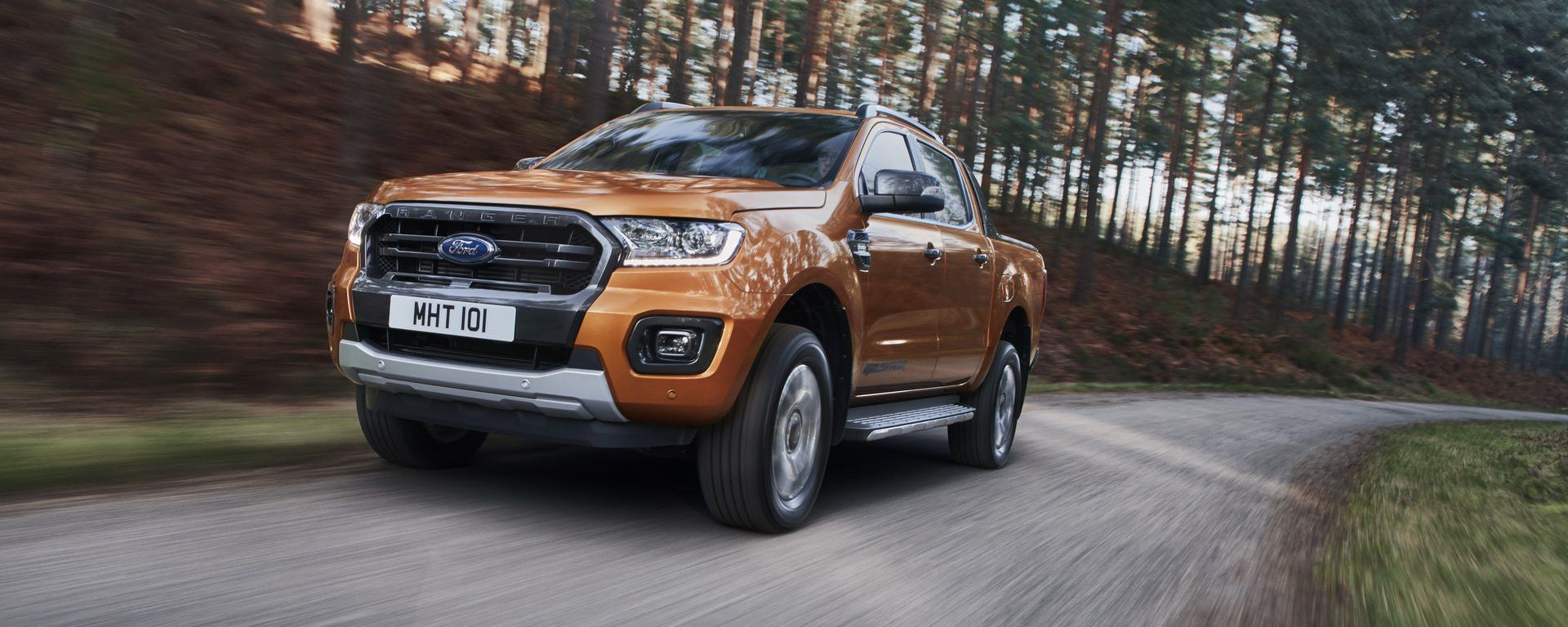ford ranger  nuovo motore diesel  il restyling motorbox