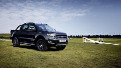 Ford Ranger Black Edition, serie speciale per Francoforte  - Immagine: 1