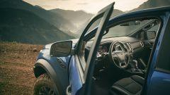 Ford Ranger Raptor 2019, gli interni