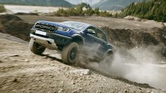 Ford Ranger Raptor 2019, la prova video