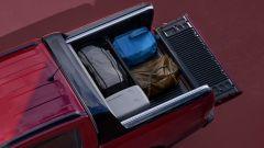 Ford Ranger Stormtrak: il cassone posteriore