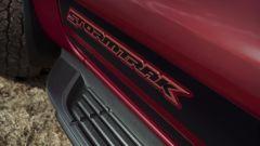 Ford Ranger Stormtrak: il pradellino