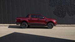 Ford Ranger Stormtrak: laterale