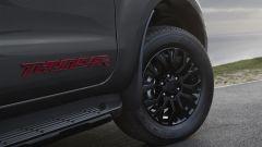 Ford Ranger Thunder: dettaglio del cerchio da 18