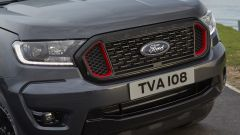 Ford Ranger Thunder: dettaglio della griglia anteriore