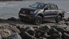 Ford Ranger Thunder: dettaglio frontale