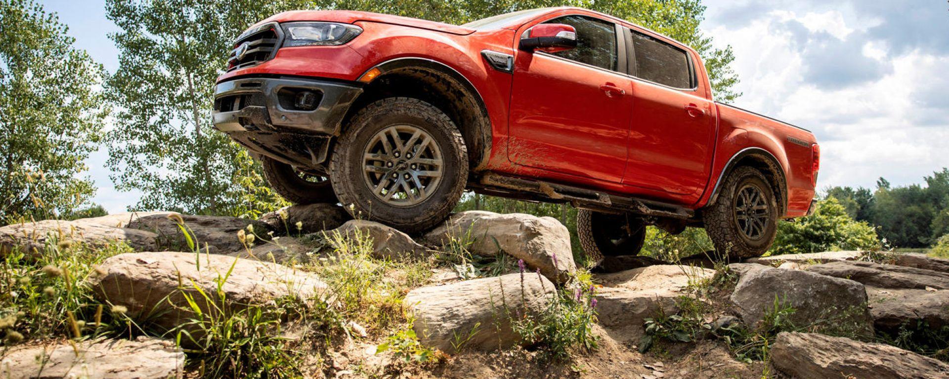 Ford Ranger Tremor, il pickup che vuole fare il fuoristrada