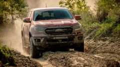 Ford Ranger Tremor: il frontale